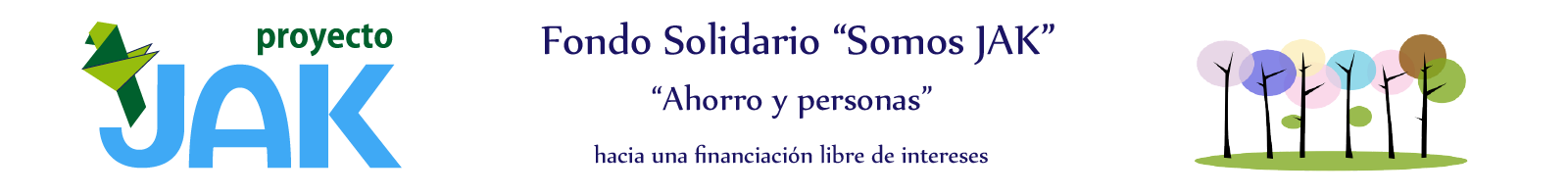 "Cabecera especial apertura de Fondo Solidario ""Somos JAK"""