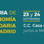 V Feria de Economía Solidaria Madrid