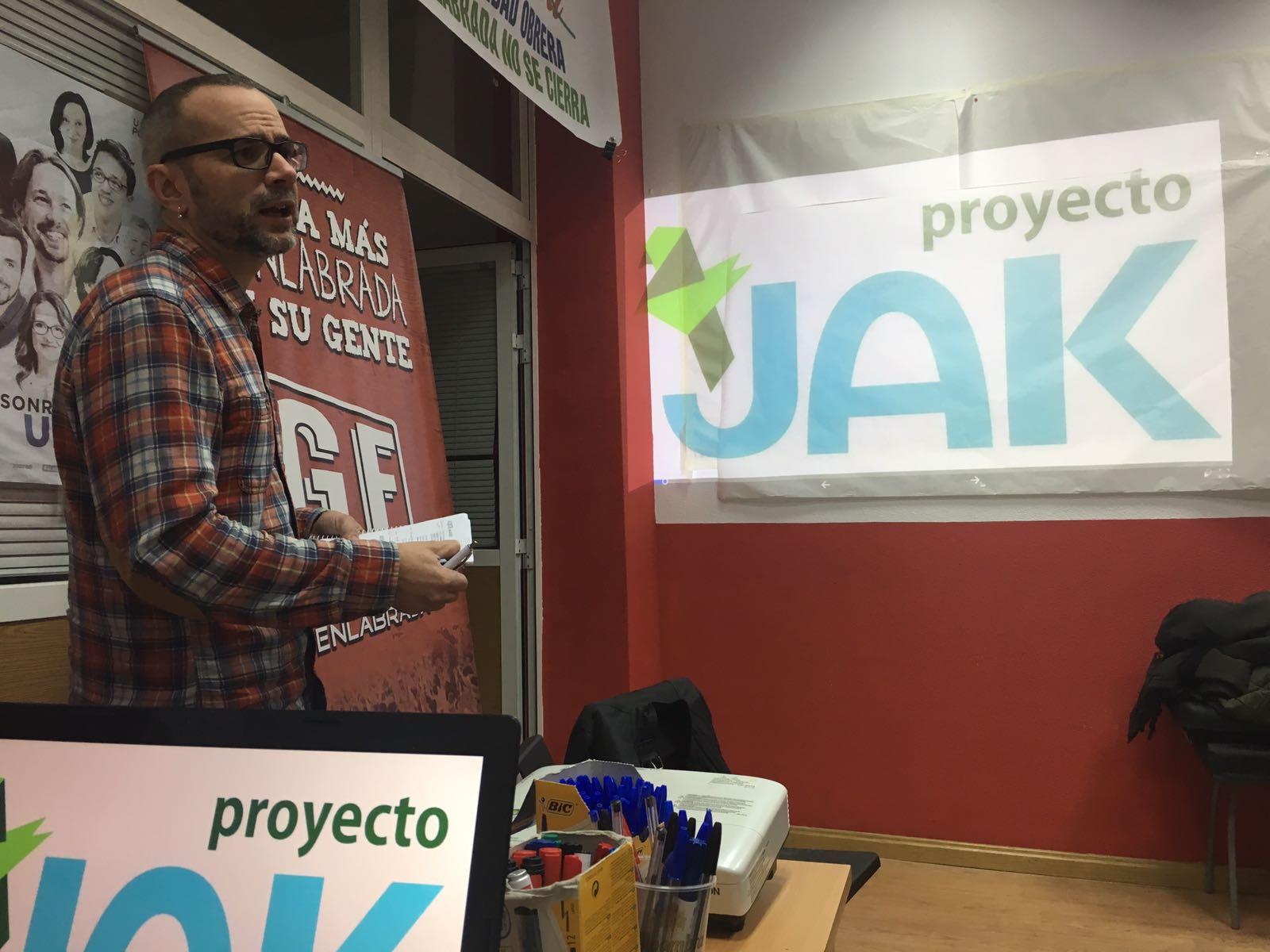 Presentación JAK
