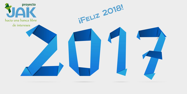 Año 2017. El año JAK