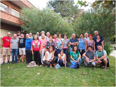 Foto oficial VII Encuentro REFAS