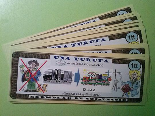La Turuta moneda social